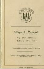 Mayoral Banquet