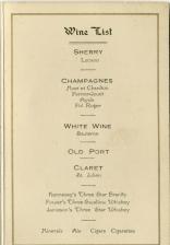 Mayoral banquet 1920